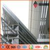 Ideabond ISO/SGS a délivré un certificat la matière composite en aluminium de mur extérieur de 4ft*8ft (AF-403)