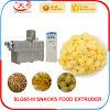 De automatische Uitstekende kwaliteit pufte het Uitgedreven Voedsel van de Snack van het Graan Makend Machine