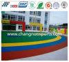학교를 위한 비독성과 무해한 박판으로 만들어진 이동하는 마루 또는 운동장 또는 유치원