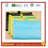8 coloridos Pockets File Folder com Button