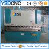 Máquina de dobra hidráulica do metal de folha Wc67y-40/2200, freio hidráulico da imprensa da placa