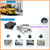 HD vivem sistemas de vigilância do auto escolar com 4G GPS WiFi