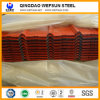 Corrugated rosso Roofing Sheet in Hot Sale