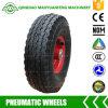 Pneumatische Hochleistungsräder 10*3.5-4 für Hand-LKWas, Hilfsmittel-Lastwagen und Generatoren