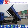 판매를 위한 화물 중국 2WD 디젤 엔진 덤프 새로운 트럭