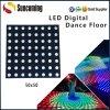 voor Lichte LEIDEN van de Decoratie van DJ van de Partij van het Huwelijk Digitaal Dance Floor