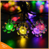7m 50LEDs Sunflower Outdoor Garden Home Decorative Solar String Lights
