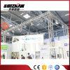 Ферменная конструкция болта/винта Shizhan 400*600mm квадратная алюминиевая с квадратом усиливает плиту