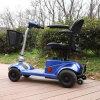 Vespa eléctrica de la movilidad de las ruedas plegables portables aprobadas 270W cuatro del Ce para los ancianos