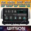De Vensters van Witson zenden StereoSpeler DVD voor Honda Civic 2016 via de radio uit