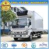 4X2 camion di trasporto del vaccino e dell'alimento di Isuzu del camion refrigerato 5 T
