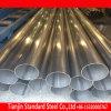 AISI 316L Tubo de acero inoxidable pulido espejo