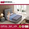 Мягкая кровать из натуральной кожи для дома и гостиницы мебель (G7009)
