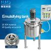 Réservoir élevé de mélangeur de cisaillement de machine cosmétique de mélangeur de lotion d'acier inoxydable