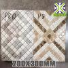 La parete di ceramica di nuovo disegno copre di tegoli a buon mercato 20X30cm