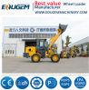 Edelstein 2000kg 2 Tonnen-Cer-mini kleine Vorderseite-Rad-Dieselladevorrichtung mit 4 in 1 Wanne