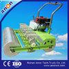 Anon Motor a gasolina 5 Linhas repolho cebola Aipo plantadeira de sementes de cenoura dosador de sementes de produtos hortícolas