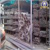 Roestvrij staal om Buis 316 wordt gelast die