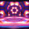 P10 Video Full Color Light op Dance Floor LED Display Screen (iMagic-P10mm)