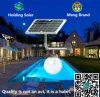 Lumière solaire intégrée de LED à commande intelligente utilisée sur le mur