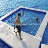 Recreation를 위한 주문을 받아서 만들어진 Inflatable Premium Floating Pool