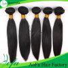 Волосы девственницы Remy дешевой оптовой продажи Weave человеческих волос бразильские прямые