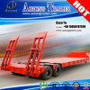 2 Lines 4 Axis Lowbed Semi Trailer with ABS