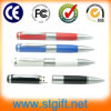 USB 8GB Flash Drive Pen e Ponteiro 3 do laser de High Powered em 1 Executive Pen