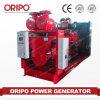 Ce autorisé ISO 500kw générateur Cummins La biomasse de carburant
