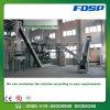 Terminar la cadena de producción de madera de la pelotilla 1-10t/H planta de madera de la pelotilla
