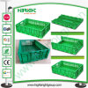 Cassa pieghevole scaricata plastica per lo sbarco dell'azienda agricola