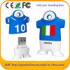 フットボールのポロのTシャツUSBのワールドカップ(例えば126)のためのフラッシュペン駆動機構