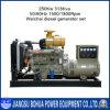 313kVA Ce keurde Diesel Weichai van de Goede Kwaliteit Super Stille Generator Met geringe geluidssterkte goed