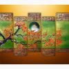 Modern Olieverfschilderij Scenery voor Hotel Decoration (KLLA5-0064)
