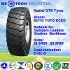 Dozer Dumper Wheel를 위한 광선 OTR Tyre 26.5r25 29.5r25