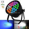 36X10W RGBW 4in1 luz de la IGUALDAD del control de seis áreas LED