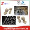 Diamond Multi-Saw Blades y segmentos para corte de bloque de granito