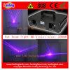 Luz laser gorda de viga del túnel doble