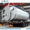 Équipement d'extraction d'huile plastique 12 tpd