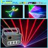 Het recentste 1.8W RGB Volledige Licht van de Laser van de Animatie van de Kleur toont/het Licht van Kerstmis