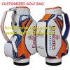 新しい習慣はゴルフバッグの専門の人の女性PUの容器袋の製造を個人化した