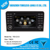 Auto DVD voor Benz Ml 350 met GPS 7 Inch RDS iPod Radio Bluetooth 3G WiFi 20 Disc Copying S100 Platform (tid-213)