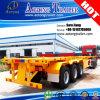 40FT 3 Chassis van de Aanhangwagen van de Container van de Aanhangwagen van de Container van het Skelet van Assen Semi