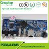 Warnung gedruckt, Leiterplatte gedruckte Schaltkarte (GT-0360) verdrahtend