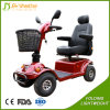 trotinette elétrico de Freego da mobilidade das rodas grandes da potência 4