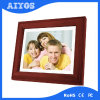 рамка фотоего 7inch-55inch ABS+Plastic деревянная цифров для Xmas Presensts