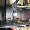 Type machine de nettoyage de peinture de machine de grenaillage à écrouissage, modèle de Tableau de plaque tournante : Mrt2-80L2-4