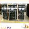 階段壁のための黒い大理石か銀のドラゴンによって磨かれる大理石の平板及びタイルか床またはカウンタートップ(YY-MS197)