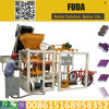 Investitions-Ziegelstein-Maschinen der niedrigen Kosten-Qt4-24 für Verkauf im Sambia