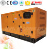 パーキンズ1106A-70tag3のディーゼル機関の極度の無声200kVA発電機の価格